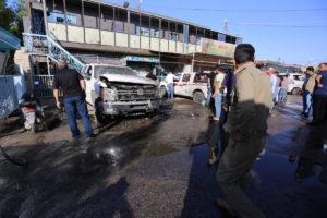 Ιράκ: Γυναίκα – καμικάζι σκόρπισε τον θάνατο στην Κερμπάλα – 30 νεκροί