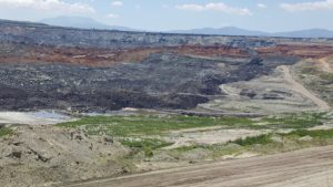 Αμύνταιο: Εικόνες βιβλικής καταστροφής μετά από μεγάλη κατολίσθηση στο ορυχείο [pic, vid]