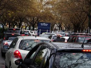 Χαλκιδική: Ομαλά η επιστροφή των εκδρομέων μετά από τροχαίο που προκάλεσε κυκλοφοριακό χάος!