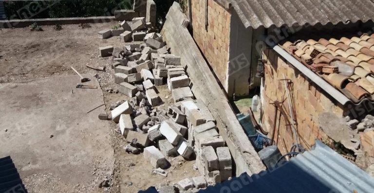Ηλεία: Καταπλακώθηκε και σκοτώθηκε από μάντρα – Φοβερό δυστύχημα στην Ξυλοκέρα [pics] | Newsit.gr