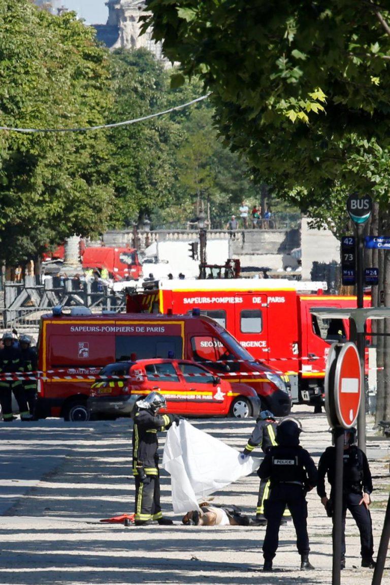 Παρίσι: Γνωστός στις Αρχές ο δράστης – Θεωρείται εξτρεμιστής | Newsit.gr