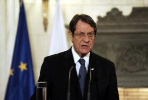 Κυπριακό: Αναστασιάδης – Ακιντζί σε δείπνο με τον γ.γ. του ΟΗΕ.