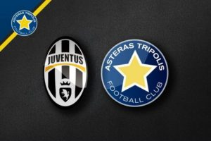 Τελικός Champions League: Με Γιουβέντους ο Αστέρας Τρίπολης!