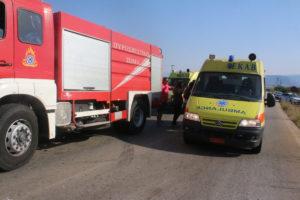 Θεσσαλονίκη: Θάνατος στην άσφαλτο