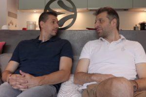 Τα αδέρφια Αντετοκούνμπο κόντρα στην πρωταθλήτρια Ευρώπης Εθνική [vid]