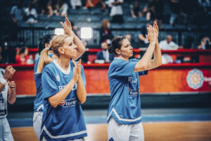 Ελλάδα – Βέλγιο: Ποιο κανάλι θα μεταδώσει τον μικρό τελικό του Ευρωμπάσκετ Γυναικών
