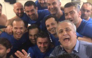 Το ποδοσφαιρικό έπος του Euro 2004 σε μια selfie!