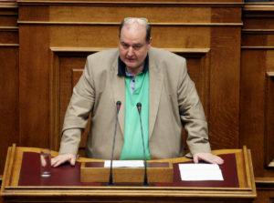 Φίλης: Σκληρή λιτότητα τα πλεονάσματα 3,5% – Ο ΣΥΡΙΖΑ να κάνει μια αριστερή στροφή
