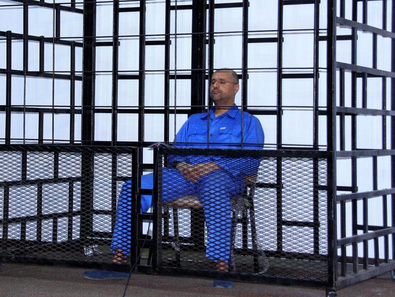 """""""Μύλος"""" με τον γιο του Καντάφι – Να συλληφθεί άμεσα λέει το Διεθνές Ποινικό Δικαστήριο   Newsit.gr"""