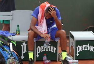 Roland Garros: Πρόστιμο στον Κύργιο για τις σπασμένες ρακέτες [vid]