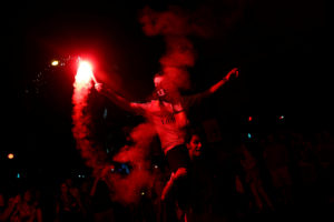 Champions League: «Κάηκε» η Μαδρίτη για τη Ρεάλ [pics]