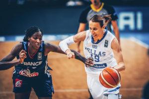 Ελλάδα – Γαλλία 55-77 ΤΕΛΙΚΟ Κατέρρευσε στο τέλος η Εθνική