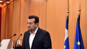 Παππάς: Επιφυλακτικός για το Eurogroup, «ουδέν σχόλιο» για Μαρινάκη
