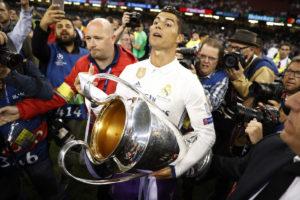 Τελικός Champions League: Πρώτος σκόρερ για 6η φορά ο Ρονάλντο