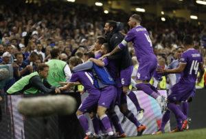"""Γιουβέντους – Ρεάλ 1-4, Champions League ΤΕΛΙΚΟ: Θεά της διοργάνωσης η """"βασίλισσα"""""""