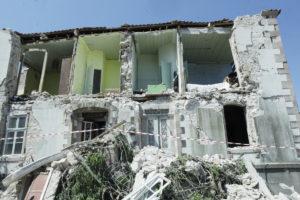 Σεισμός – Μυτιλήνη: Αντιπροσωπεία της UNESCO και του Παγκόσμιου Δικτύου Γεωπάρκων στη Βρίσα