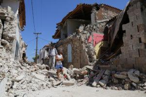Σεισμός – Μυτιλήνη: Επιδότηση ενοικίου για τους πληγέντες – «Θα ανακατασκευαστούν όλα τα σπίτια»