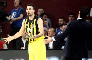 Ο Σλούκας πήρε και το πρωτάθλημα στην Τουρκία!