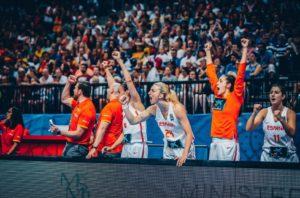 Eurobasket γυναικών 2017:  Η Ισπανία στον τελικό!