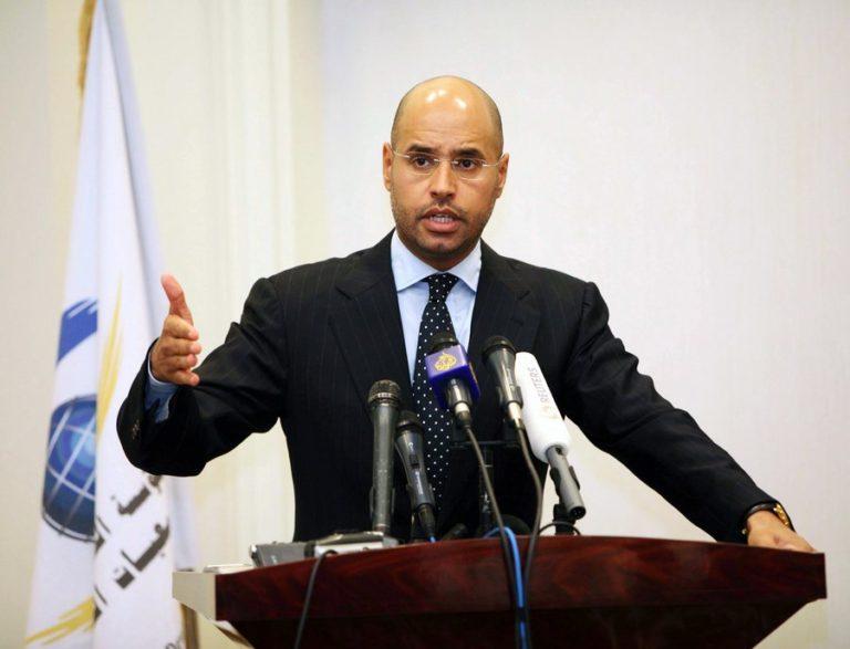 Είναι γεγονός! Ο γιος του Καντάφι είναι ελεύθερος | Newsit.gr