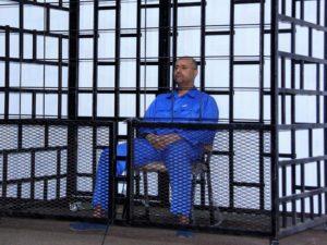 Ένοπλη οργάνωση απελευθέρωσε τον γιο του Καντάφι