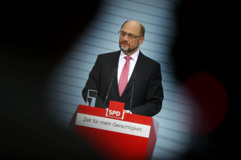 Υψηλότερη φορολογία για τους πλούσιους, εξήγγειλε ο Μάρτιν Σουλτς | Newsit.gr