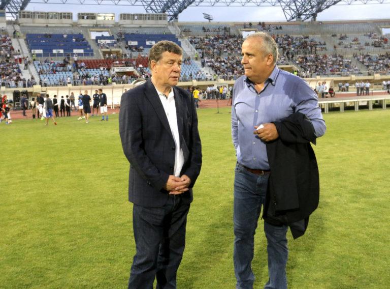 Τοπαλίδης: «Εχουμε πολλές ελπίδες να πάμε στην Ρωσία» | Newsit.gr