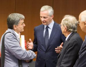 """Τα τρία """"κλειδιά"""" που ξεκλειδώνουν συμφωνία για το χρέος και ο ρόλος του Μπρούνο Λε Μερ"""