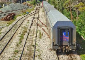 Θεσσαλονίκη: Νεκρός νεαρός άνδρας σε σιδηροδρομικό σταθμό