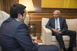 Watsa: Δεν υπάρχει λόγος να μην πετύχει η Ελλάδα