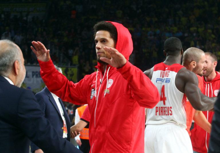 Ολυμπιακός – Χάκετ: «Ενημερώθηκα ότι δεν θα ανανεώσω» | Newsit.gr