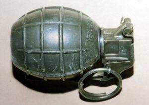 Αλεξανδρούπολη: Βρέθηκε χειροβομβίδα σε οικόπεδο
