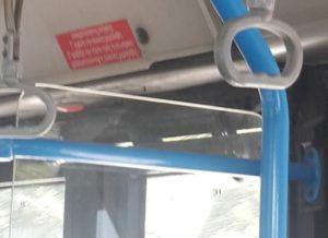 Θεσσαλονίκη: Η ιδιαίτερη επισκευή σε λεωφορείο του ΟΑΣΘ που σαρώνει το facebook και όχι μόνο [pic]