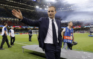 "Champions League, Αλέγκρι: ""Η Γιουβέντους δεν έχει κλείσει τον κύκλο της"""