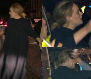 Λονδίνο: Τα δάκρυα της Adele στον τόπο της τραγωδίας [pics]