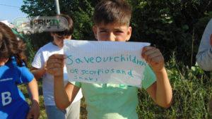 Ιωάννινα: Οι σκορπιοί έβγαλαν τους πρόσφυγες στο δρόμο! [pics]