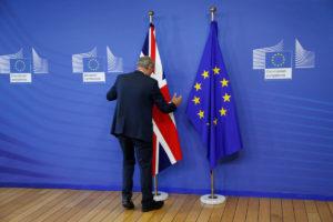 Του… Brexit στη Σύνοδο Κορυφής! Η Μέι, η Μέρκελ και οι άλλοι
