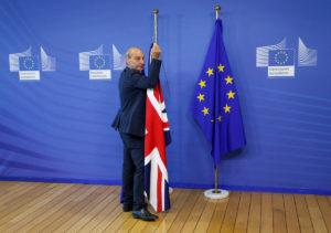 Brexit: Φεύγουν από το Λονδίνο ΕΟΦ και Αρχή Τραπεζών