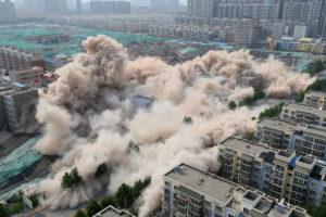 15 αγνοούμενοι από την κατάρρευση κτιρίου στην Κένυα