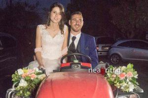Κρήτη: Η πανέμορφη νύφη και ο γαμπρός έκαναν τη μεγάλη έκπληξη στο γάμο τους [pics]
