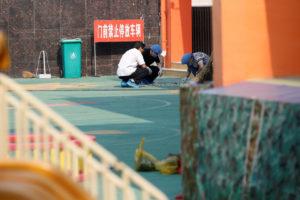 Οκτώ οι νεκροί από την έκρηξη σε νηπιαγωγείο της Κίνας