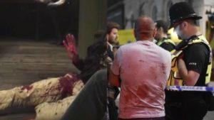 Επίθεση στο Λονδίνο: Αυτά είναι τα βίντεο του τρόμου
