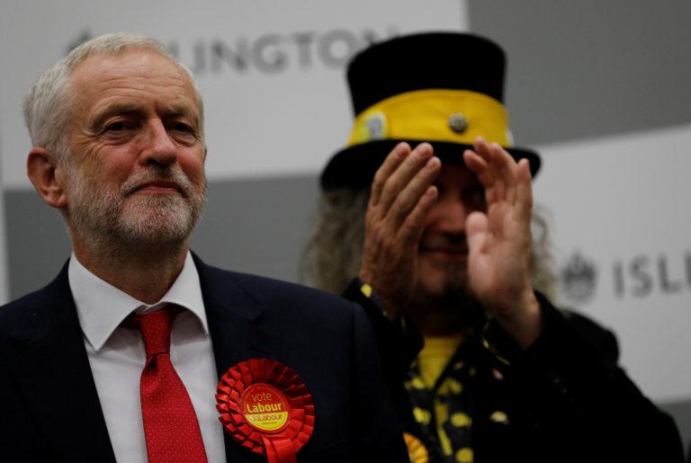 Βρετανία – Εκλογές: Παραίτηση Μέι ζήτησε ο Κόρμπιν | Newsit.gr