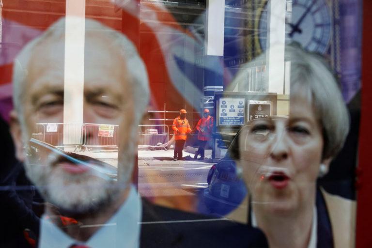 Εκλογές – Βρετανία: Η πιο κρίσιμη μάχη – «Άπιαστη» η αυτοδυναμία για τη Μέι | Newsit.gr