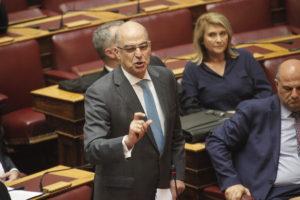 Λάθος της ΝΔ η αποχώρηση από τη Βουλή