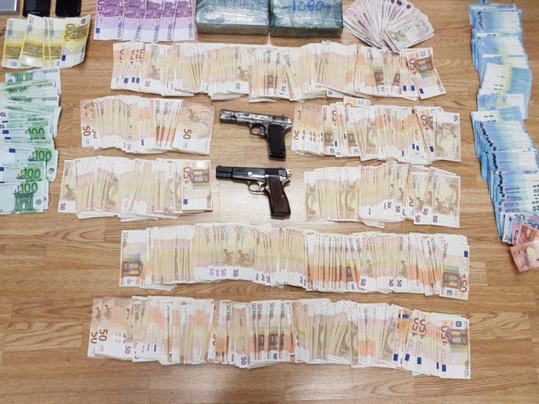 Κύκλωμα ναρκωτικών: Στην φυλακή ο επιχειρηματίας και ο πρώην ποδοσφαιρικός παράγοντας   Newsit.gr