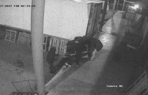 Ηράκλειο: Έτσι σήκωσαν το χρηματοκιβώτιο – Οι κάμερες έλυσαν το μυστήριο της κλοπής στη λαχαναγορά [pics]