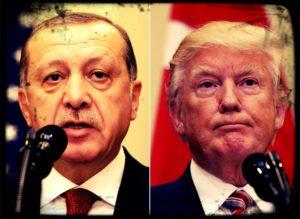 Οργή και απειλές Ερντογάν κατά Τραμπ! «Ένα βράδυ μπορεί να έρθουμε ξαφνικά»!