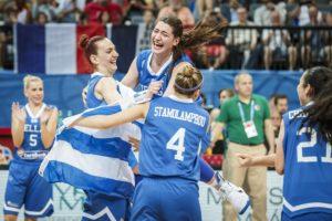 Ελλάδα – Γαλλία LIVE ο ημιτελικός του Ευρωμπάσκετ Γυναικών