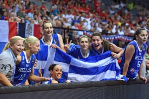 Ελλάδα – Γαλλία: Ποιο κανάλι θα μεταδώσει τον ιστορικό ημιτελικό του Ευρωμπάσκετ Γυναικών
